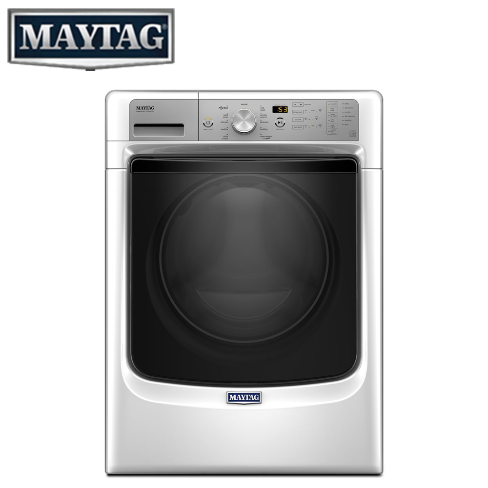 【Maytag美泰克】15KG滾筒式洗衣機MHW5500FW