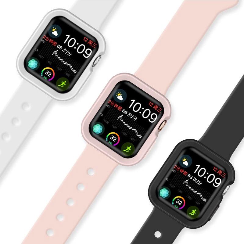 SwitchEasy Apple Watch Series 4 (40mm) 手錶保護殼 (黑色)