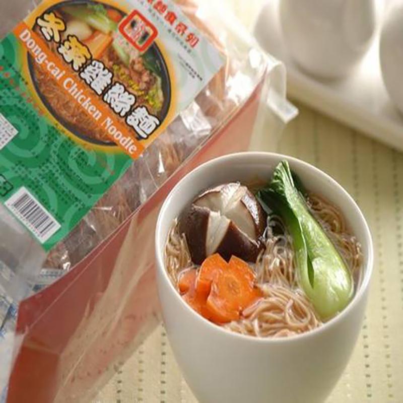 《源順》冬菜雞絲麵(5入/包,共12包)