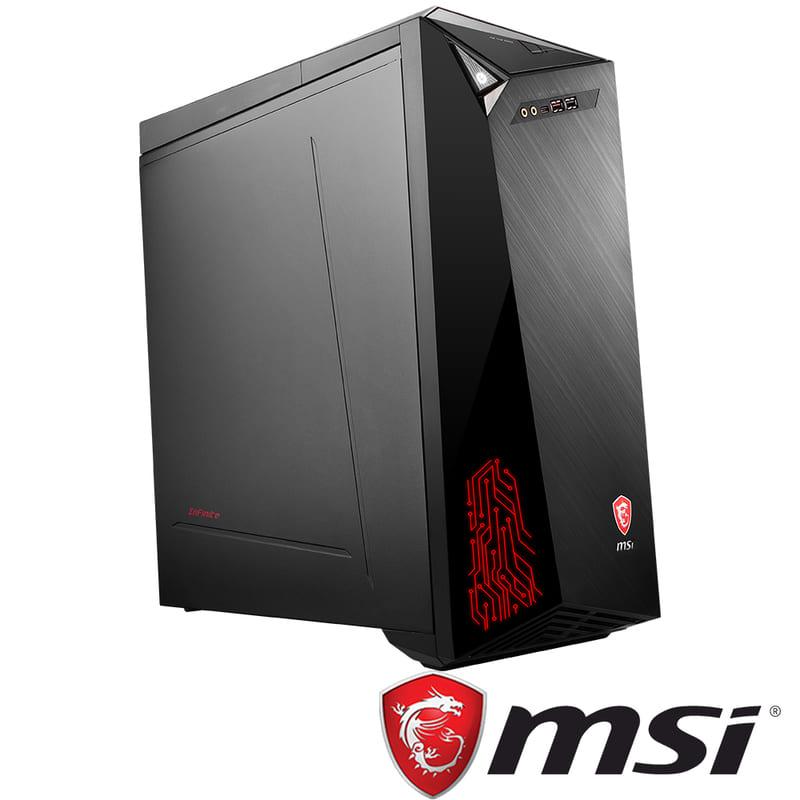 【MSI 微星】Infinite SE 8RC-482TW(i7-8700/8GB/1T+256G/GTX 1060 6G/Win10)