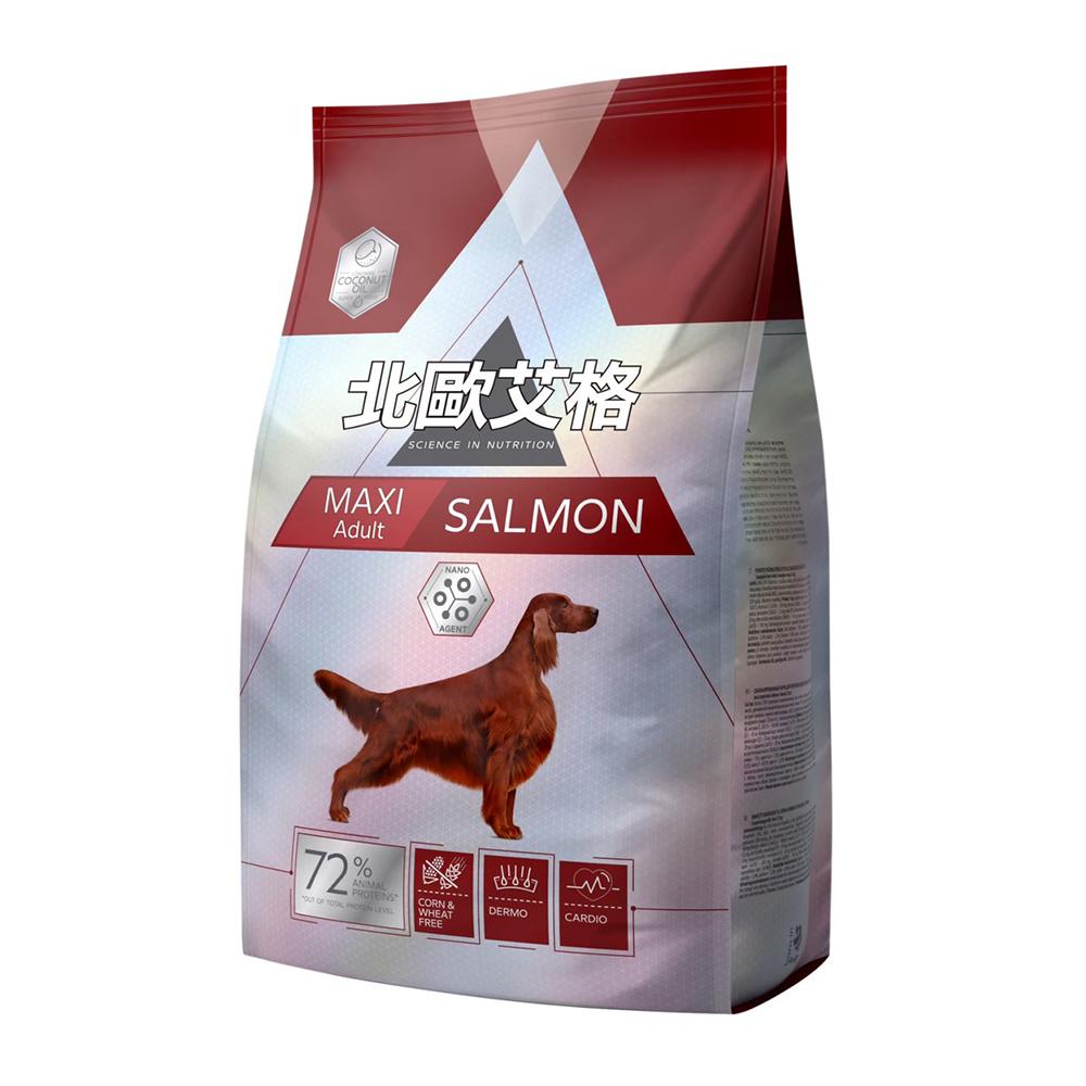 北歐艾格 大型成犬專用-鮭魚配方 2.8kg