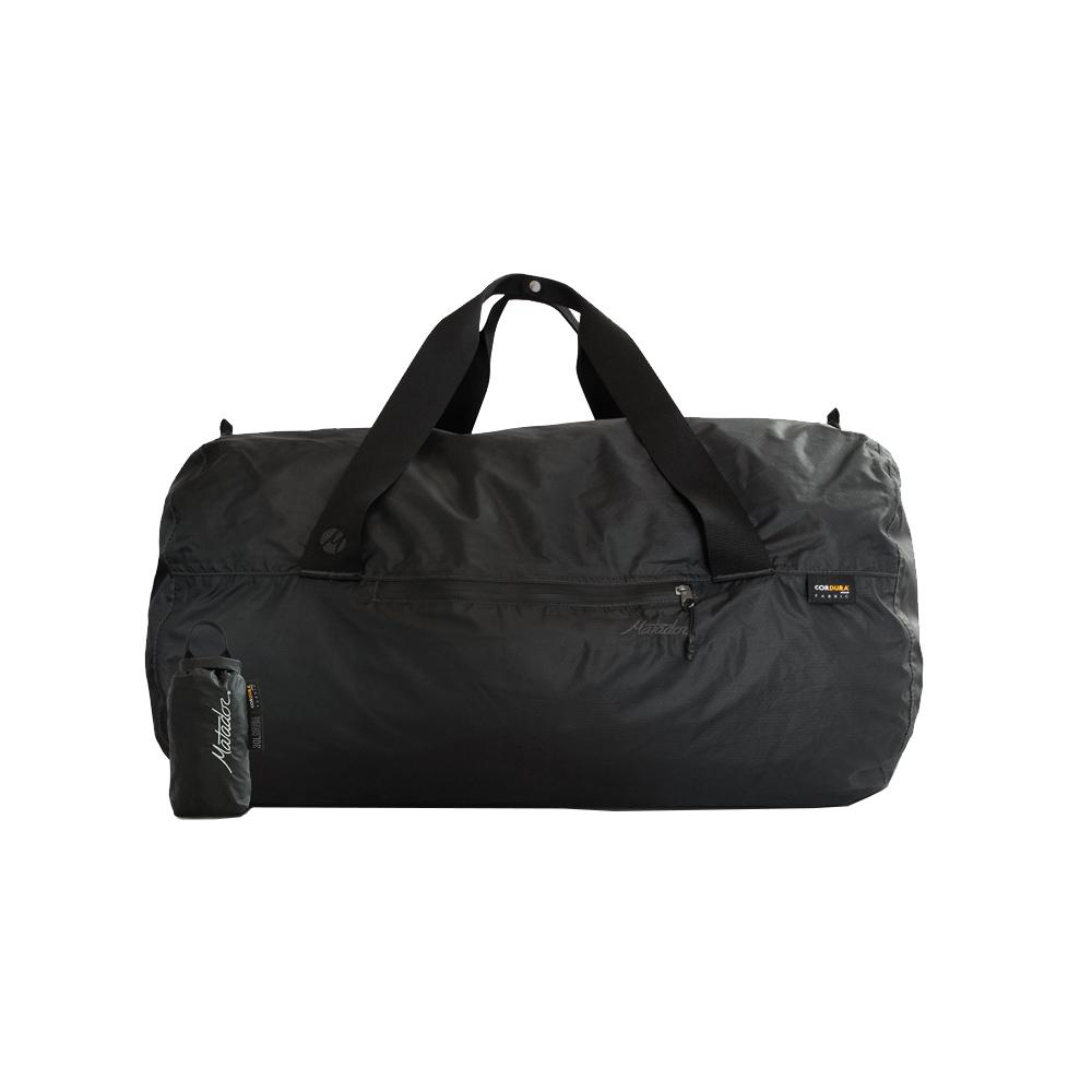 Matador 鬥牛士 Transit30 進階2.0款-30L防水摺疊旅行袋-黑色