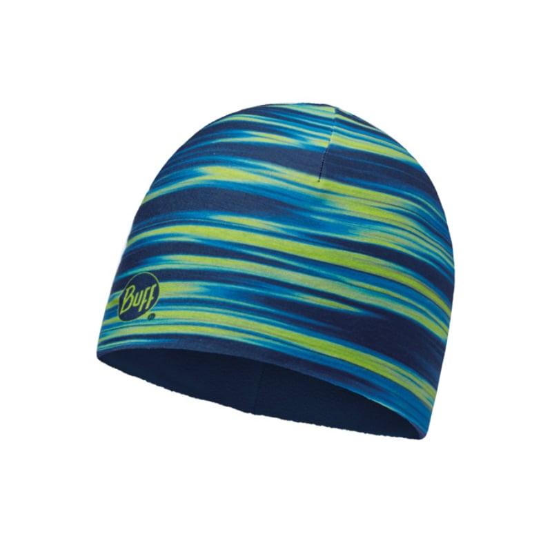 【西班牙 BUFF】螢綠海洋 POLAR雙層保暖帽
