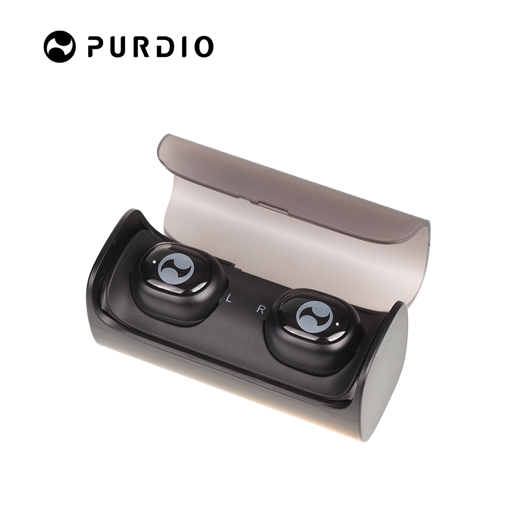 Purdio Airon TX33 Truly Wireless Earbuds 真無線藍牙耳機-黑