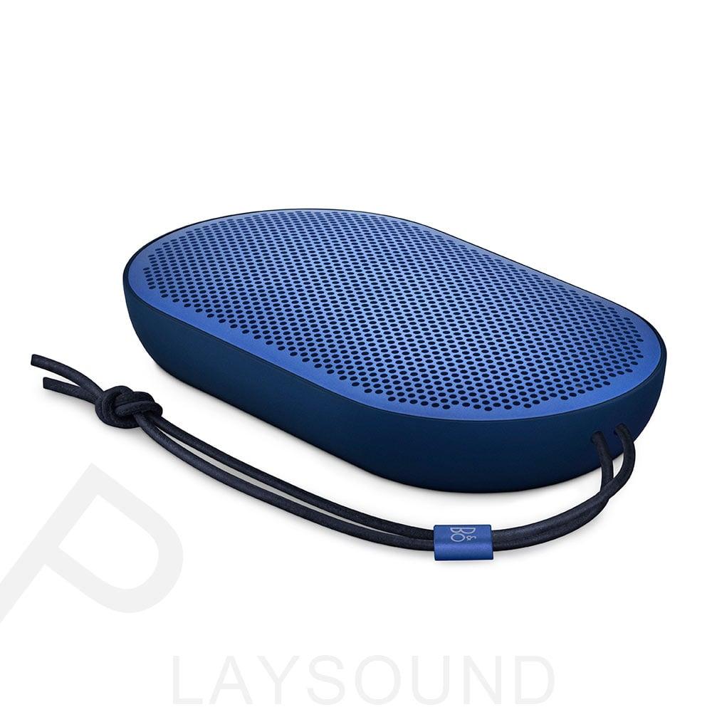 B&O PLAY BeoPlay P2 皇家藍 隨身攜帶 藍牙喇叭