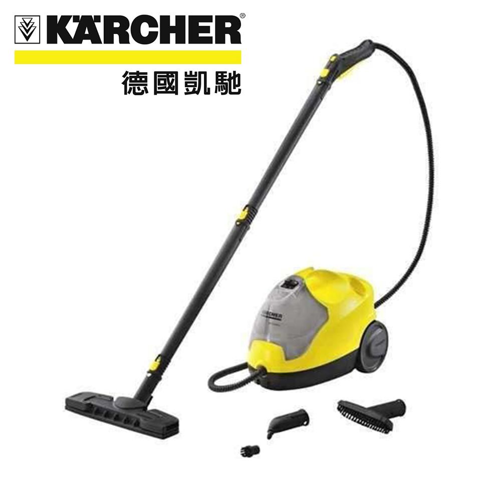 【德國凱馳 KARCHER】高壓蒸氣清洗機 (SC2500) 免費升級更多配件