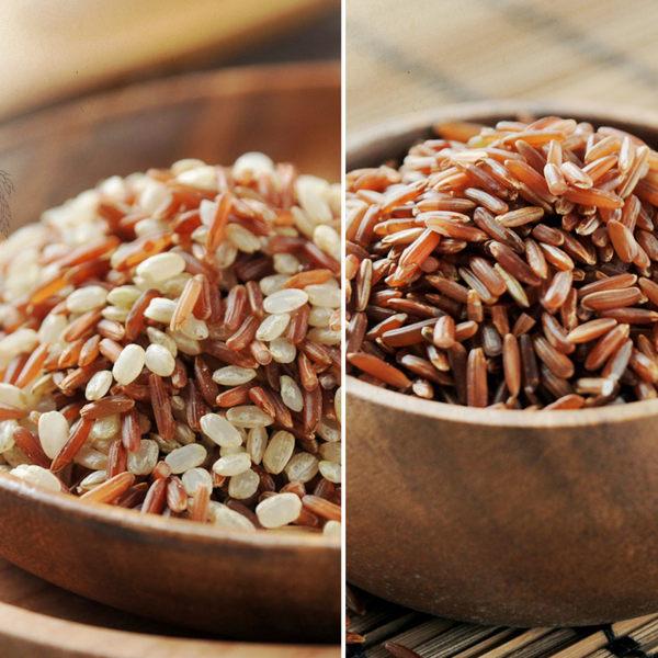 《紅藜阿祖》紅藜輕鬆包 紅糙米x3+紅米x3(300g/包,共6包)
