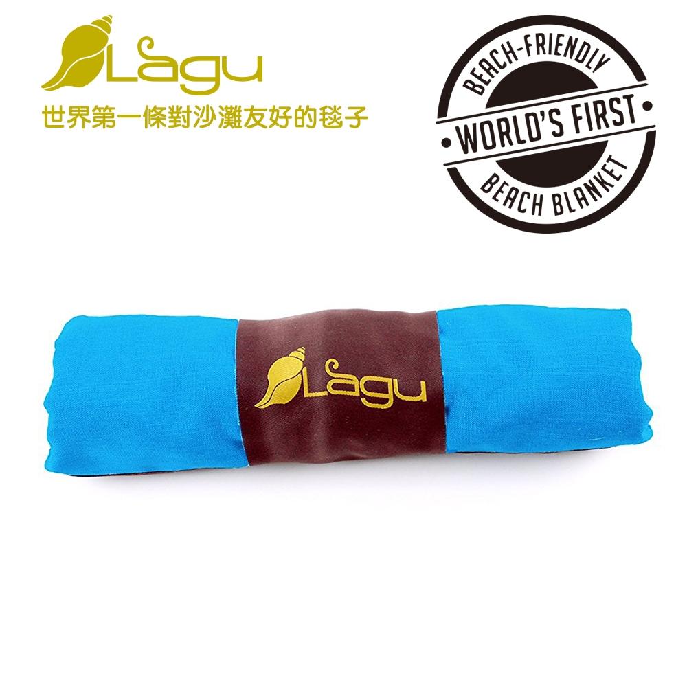 【澳洲Lagu】快乾防沙毯 (天藍)