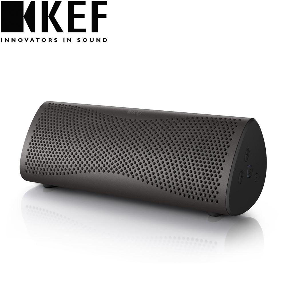 英國  KEF MUO 藍牙無線喇叭 - 灰色