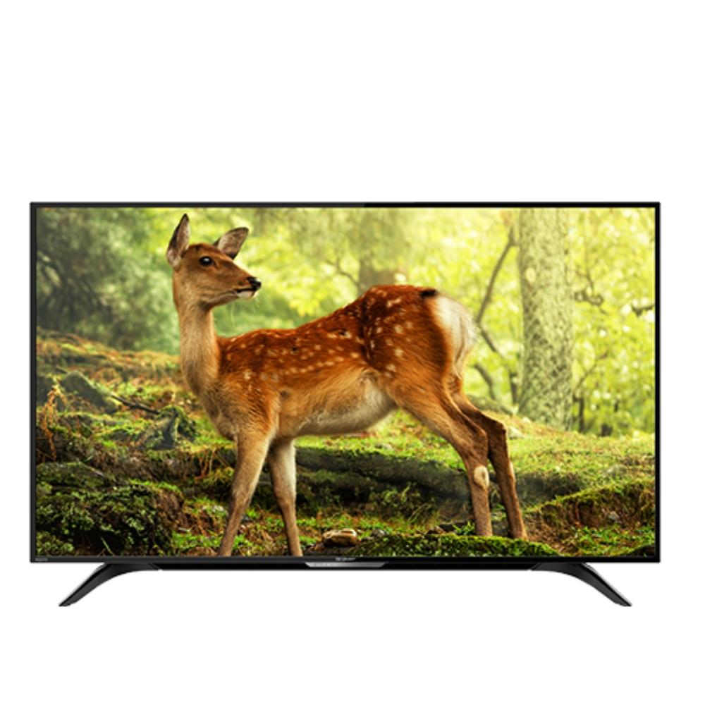 SHARP夏普65吋4K聯網電視4T-C65CK1X