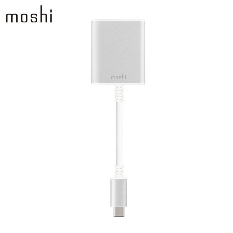 moshi USB-C to VGA 轉接線