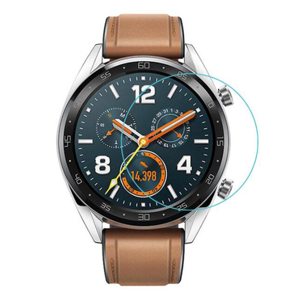 Qii HUAWEI Watch GT(42mm) 玻璃貼 (兩片裝)