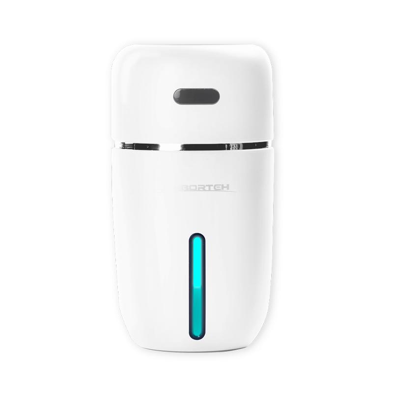 【安伯特】芬香霧語2精油空氣芳香機 USB供電 靜音設計 白+白麝香