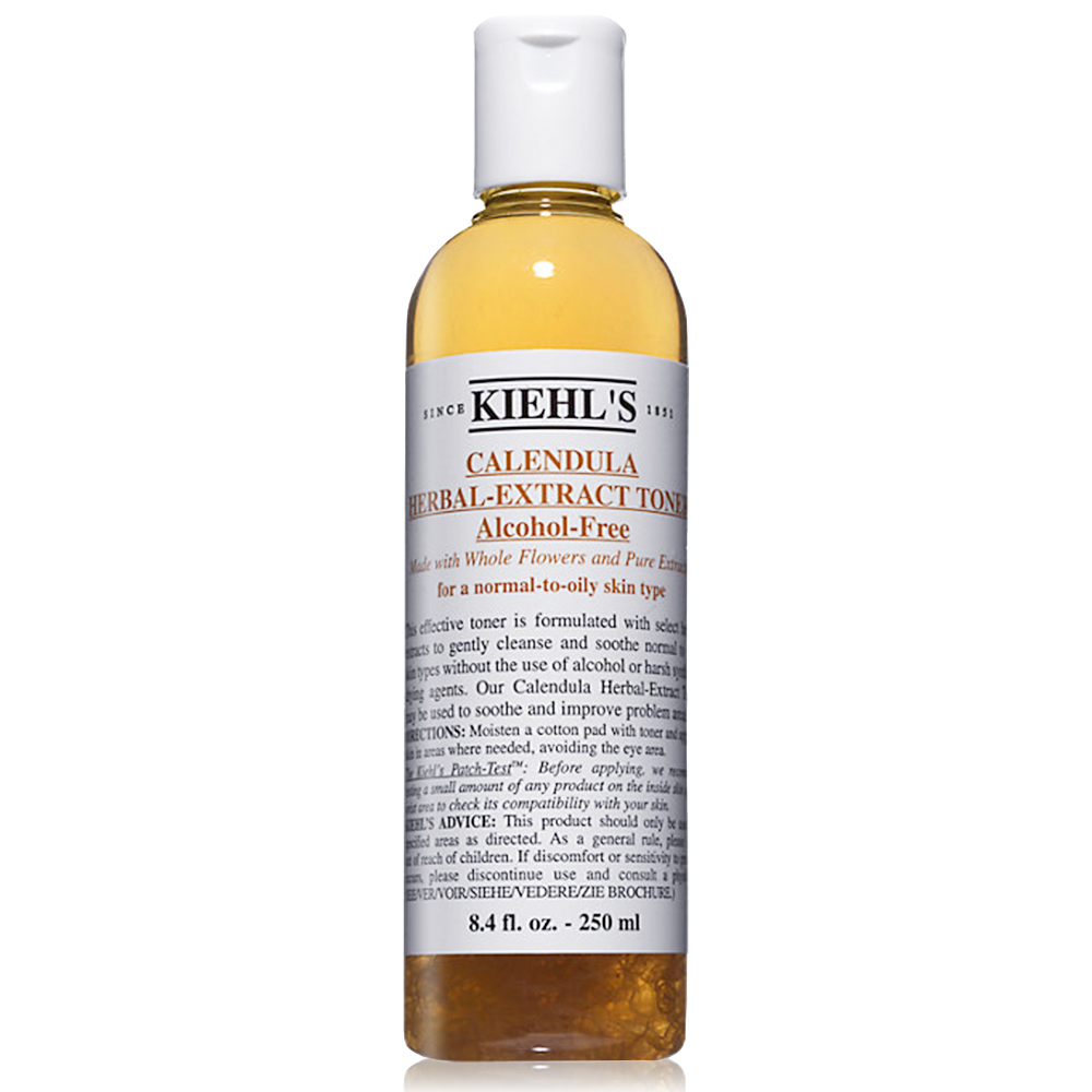 KIEHL'S 契爾氏 金盞花植物精華化妝水(250ml)-國際航空版
