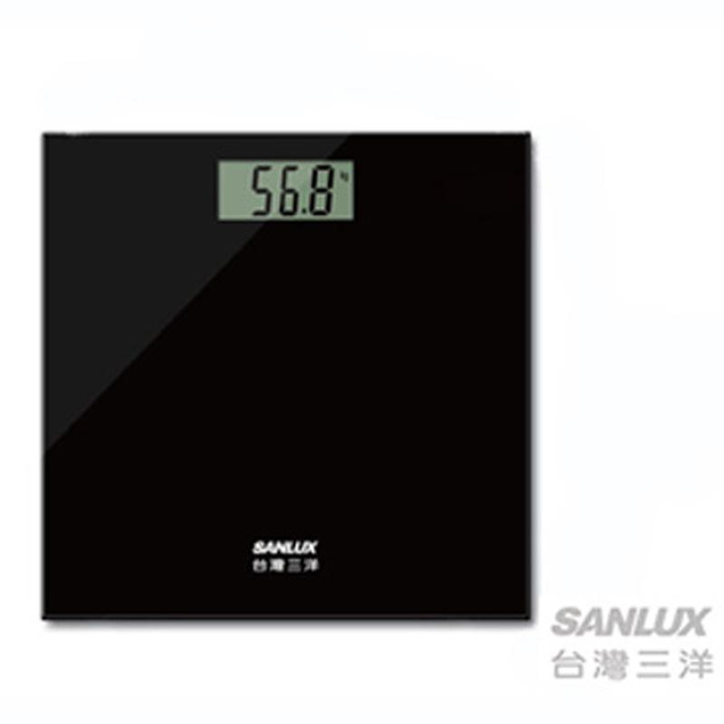 SANLUX台灣三洋電子體重計 SYES-301B