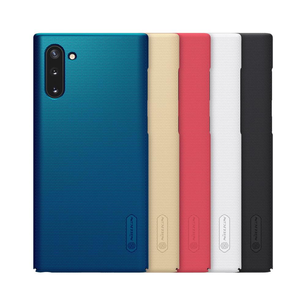 NILLKIN SAMSUNG Galaxy Note 10 超級護盾保護殼(孔雀藍)