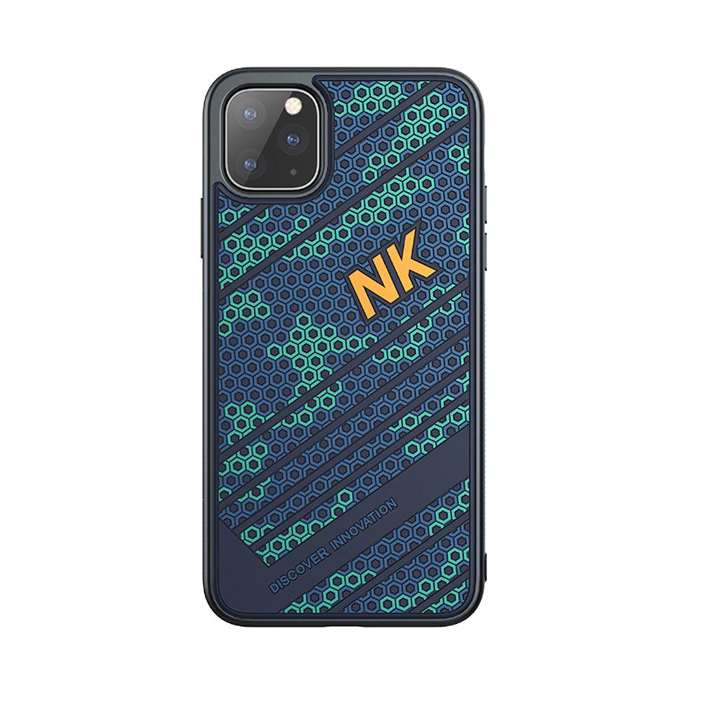 NILLKIN Apple iPhone 11 Pro 5.8 鋒尚保護殼(藍綠色)