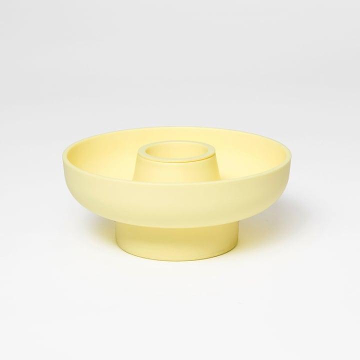 OMMO Hoop 三件式置物盤/黃