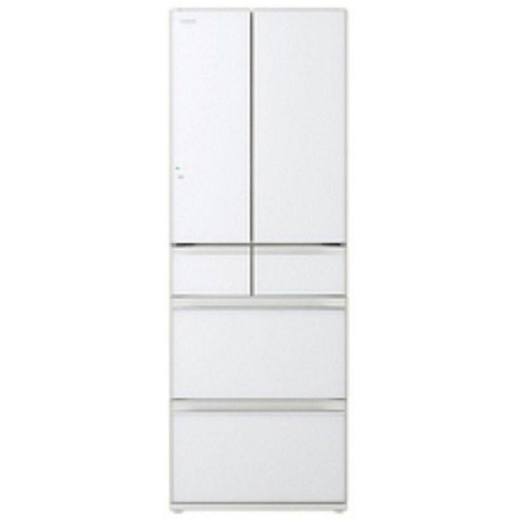 【HITACHI 日立 日本原裝】527公升變頻六門電冰箱 RHW530JJ/XW 琉璃白