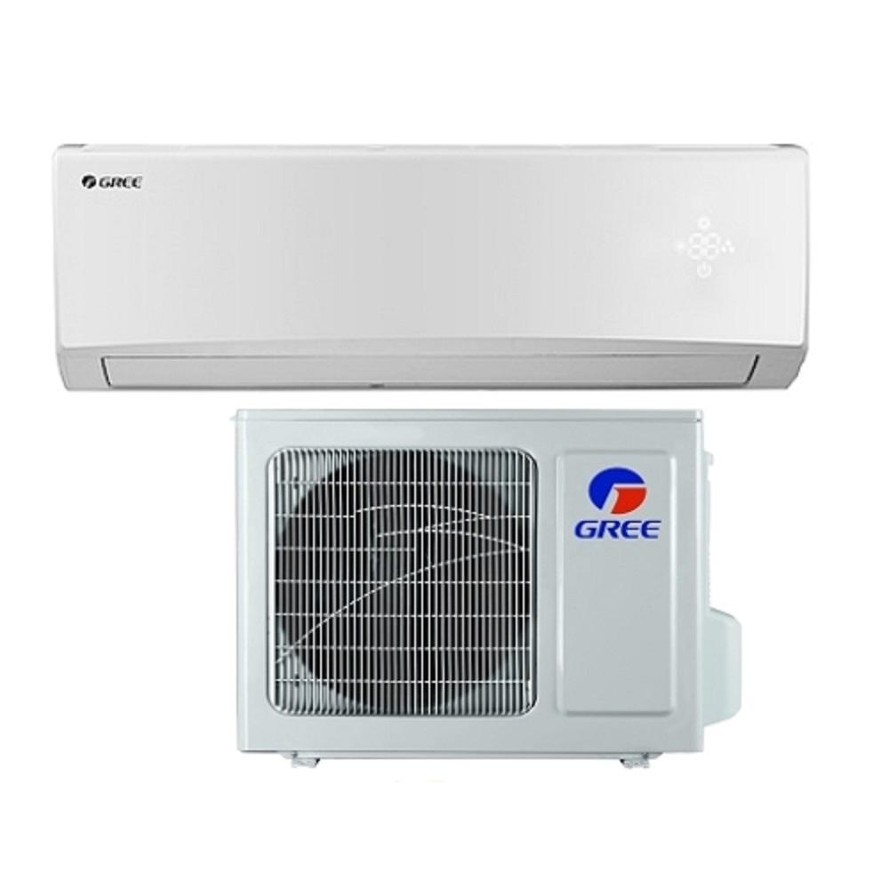 【GREE 格力】12-13坪變頻冷暖分離式冷氣 GSH-80HO/GSH-80HI