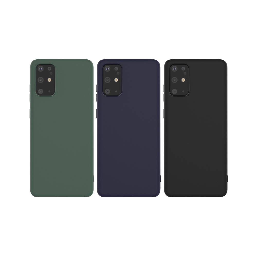 Imak SAMSUNG Galaxy S20+ 磨砂軟套(黑色)