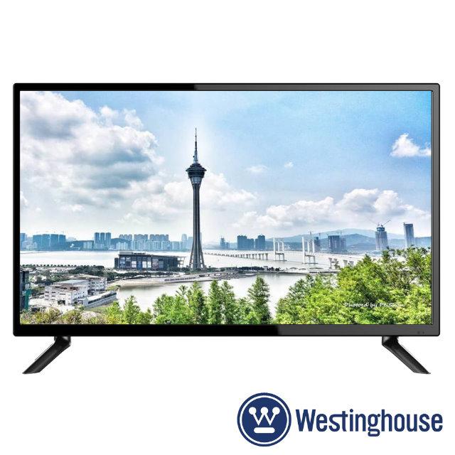 Westinghouse西屋 55吋4K LED液晶顯示器+視訊盒 DET-55A10K