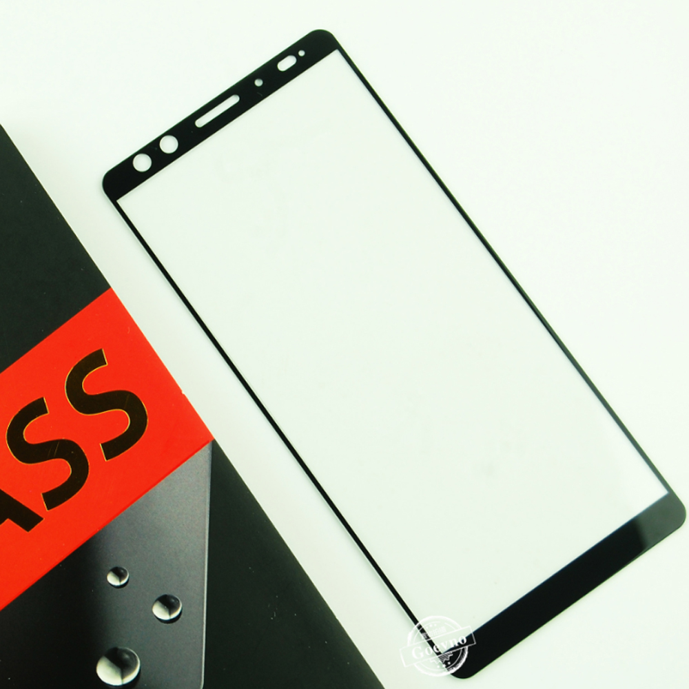 Goevno HTC U12+ 滿版玻璃貼