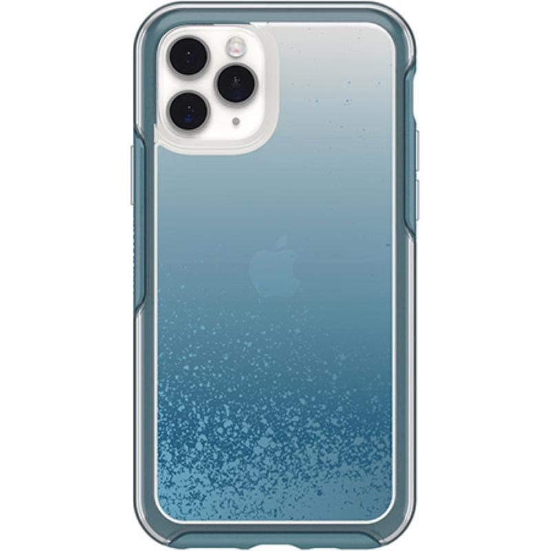 OtterBox 炫彩幾何透明保護殼iPhone 11 Pro (5.8) 透藍