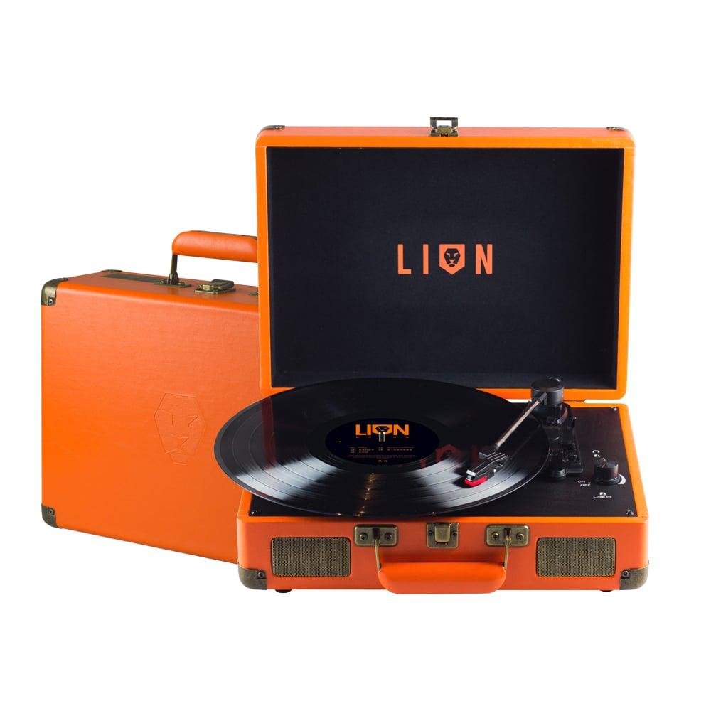 Lion 獅子合唱團 黑膠唱片機