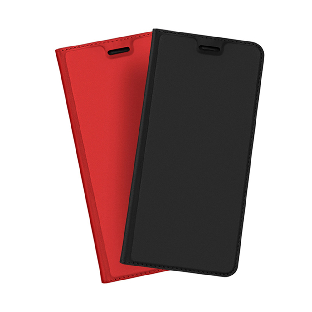 DUX DUCIS OPPO A73s/F7 Youth/Realmel SKIN Pro 皮套(紅色)