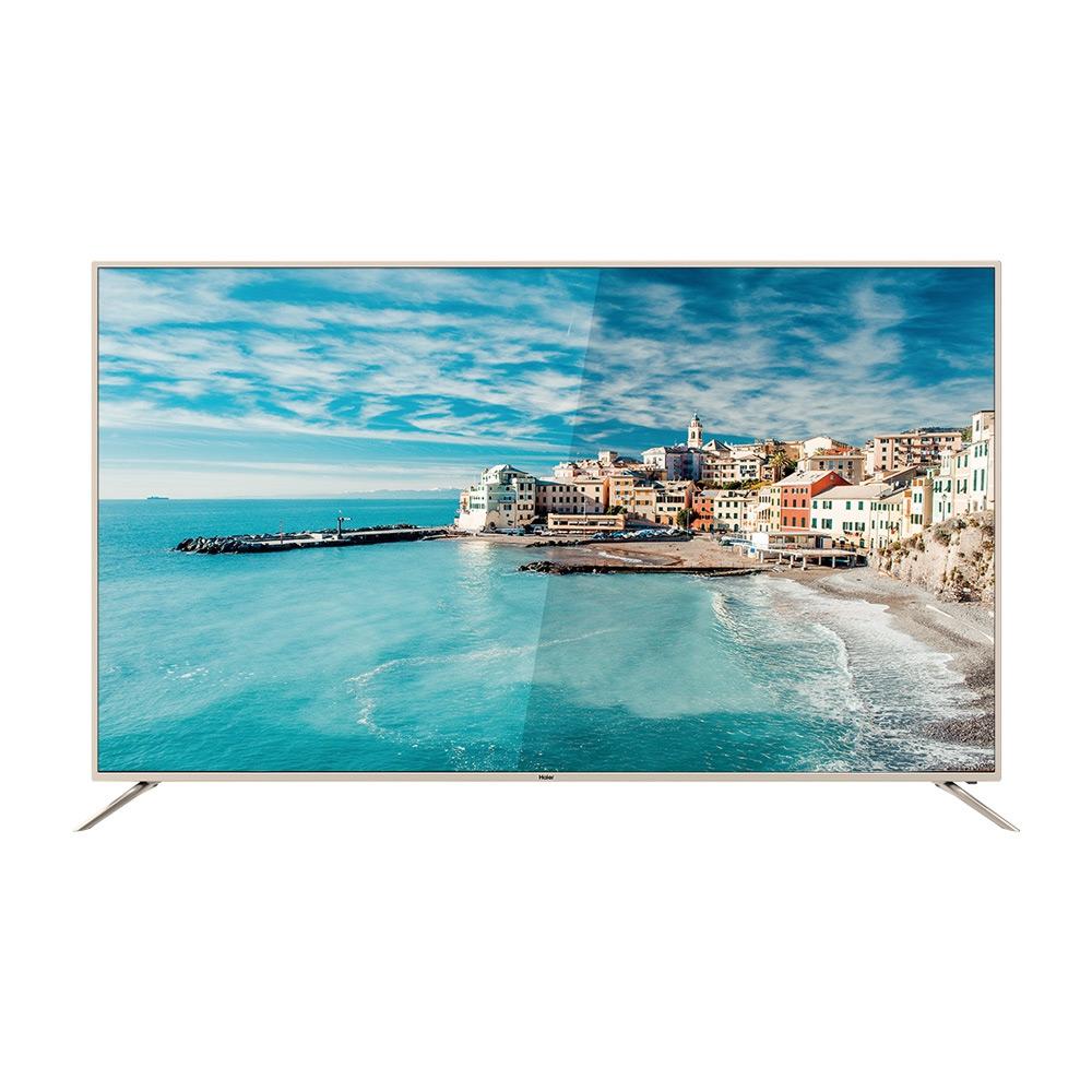 送行動電源★(含運無安裝)海爾65吋4K電視LE65B9680U