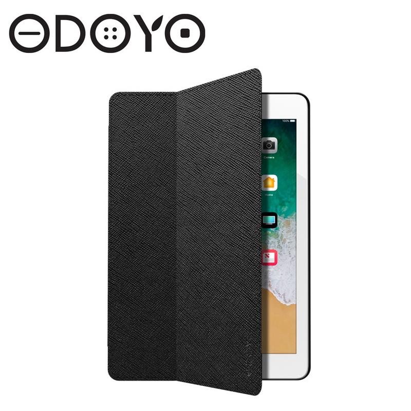 Odoyo (PA5105BK) Aircoat Folio 10.5吋 New iPad Pro 2017智慧休眠型超纖細保護套-黑色