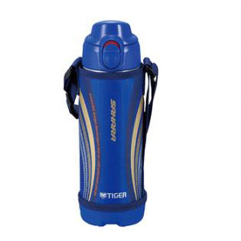 TIGER虎牌 500cc兩用系列不鏽鋼保冷保溫瓶(MBO-E050藍)