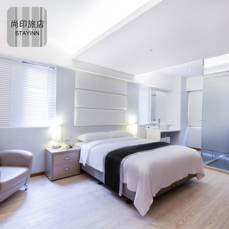 【台北尚印旅店】休息3H雙人房不分平假日