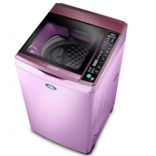 【台灣三洋SANLUX】13公斤變頻洗衣機-浪漫紫 SW-13DVG