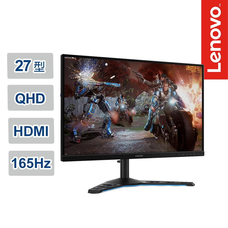 Lenovo Legion Y27gq-20 27型WLED螢幕