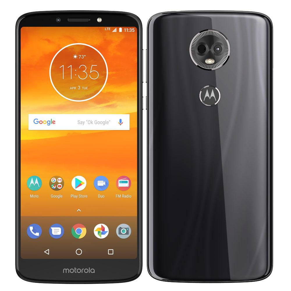 MOTO E5 Plus 3G/32G 6吋智慧型手機 極致黑