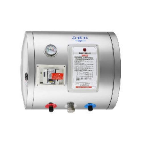 (全省原廠安裝)莊頭北 8加侖橫掛式儲熱式熱水器 TE-1080W