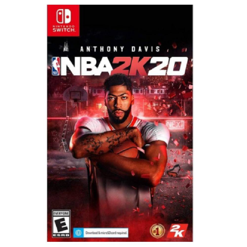 Nintendo Switch NBA 2K20 中文一般版
