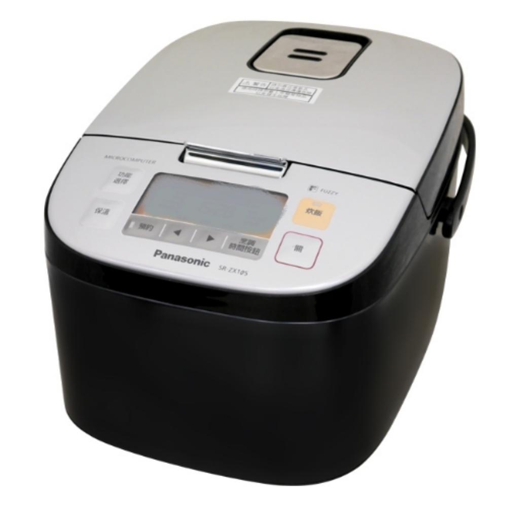 【Panasonic國際牌】6人份微電腦電子鍋 SR-ZX105