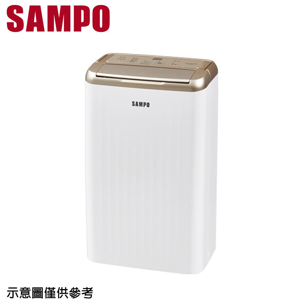 【SAMPO聲寶】6公升空氣清淨除濕機AD-WB712T