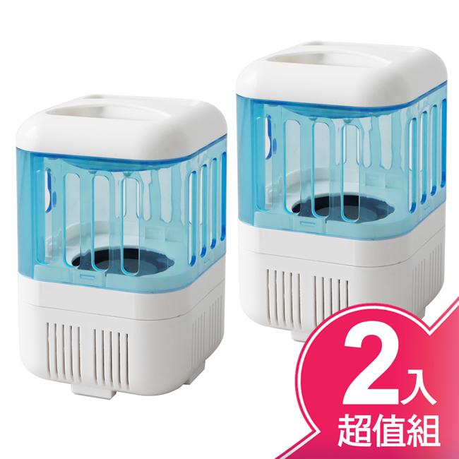 ★台灣製造★【南亞】輕巧型USB捕蚊燈(二入超值組) EF-668