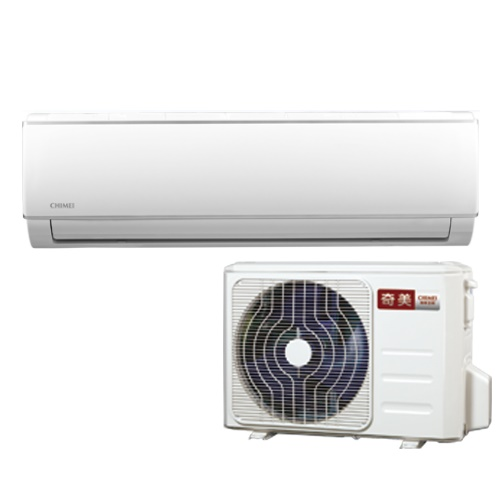 CHIMEI奇美 14坪變頻冷暖分離式冷氣RB-S85HF1/RC-S85HF1