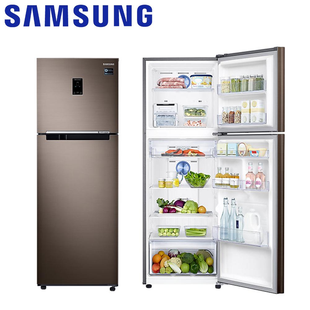 原廠回函送★【SAMSUNG 三星】323L雙循環雙門冰箱RT32K553FDX
