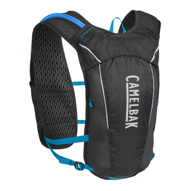【美國 CAMELBAK】背負式 馬拉松水袋背心(附1.5L水袋) 黑