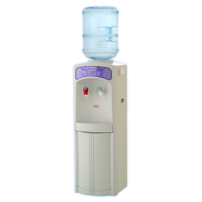 【元山】直立式桶裝水溫熱開飲機 YS-813BWS