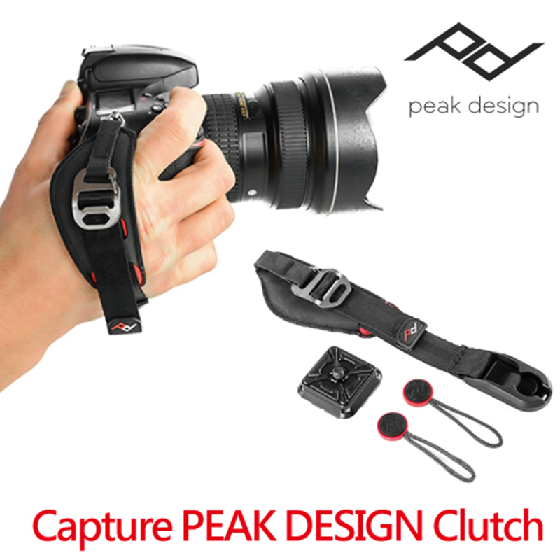 Peak Design Clutch 快裝舒適腕帶