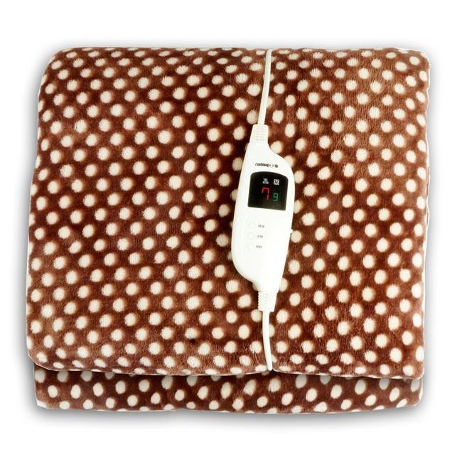 【日象】綺柔微電腦溫控電熱毯(雙人) ZOG-2220C