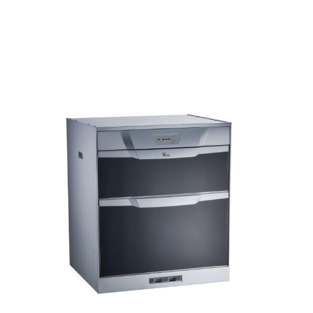 喜特麗60公分臭氧型LED面板嵌入式JT-3066Q/JT-3162Q同款烘碗機JT-3166Q(全省安裝)