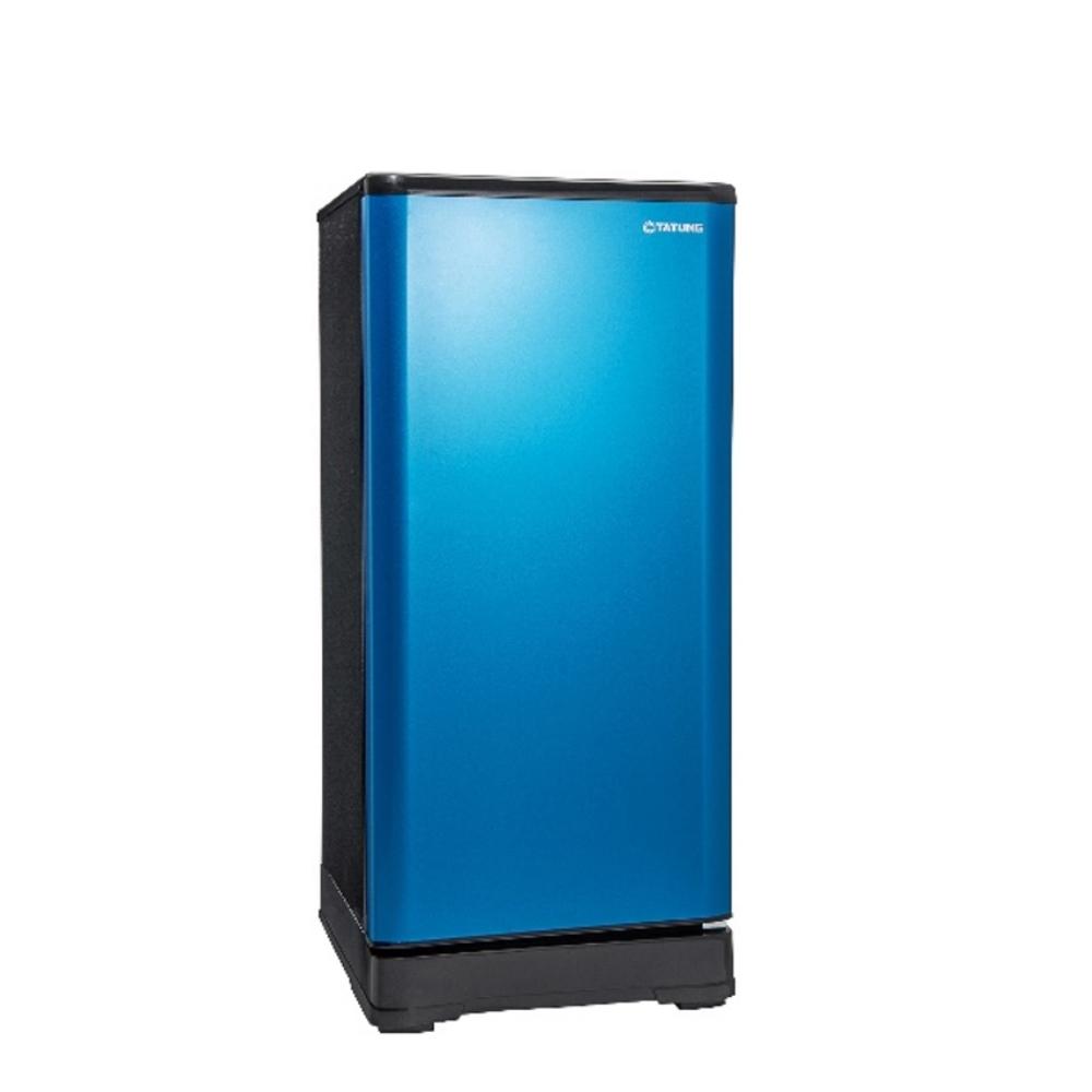 大同158公升單門冰箱寶藍色TR-A2160BLHR